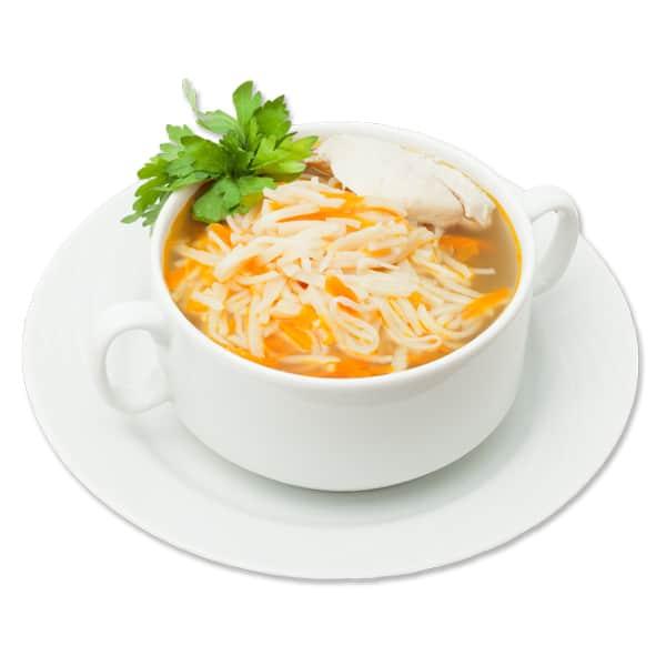 Куринный суп с лапшой1